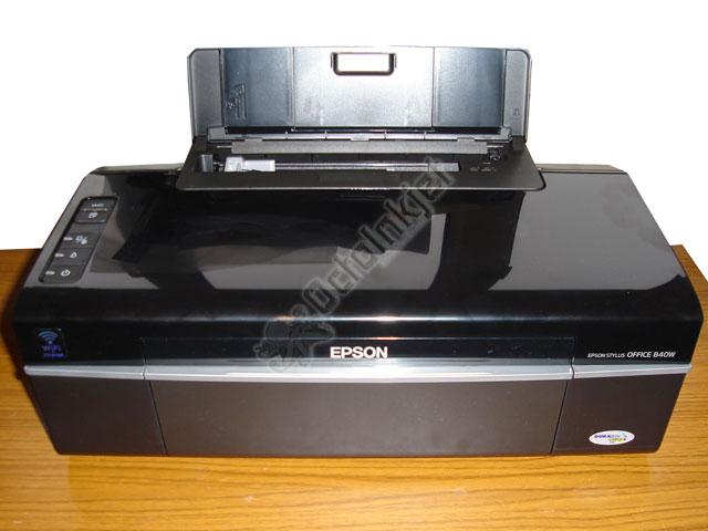 The Epson B40W printer