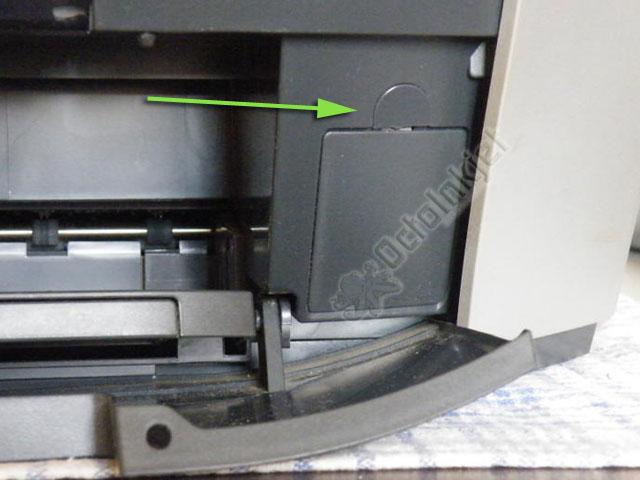 RX560 access-hatch/trapdoor location