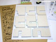 Printer Potty Pads to replace in the 1611102, 1610132 and 1612118 units using the existing pads...