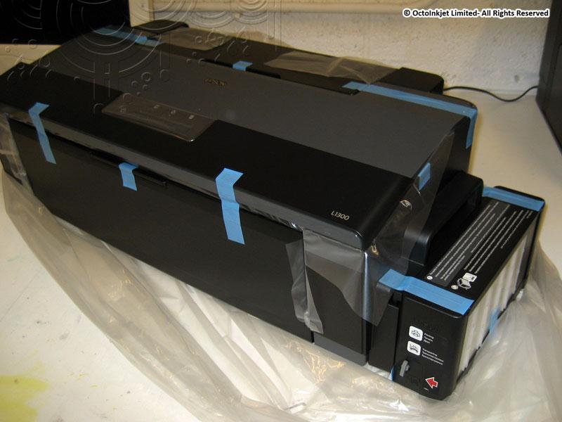 Epson Eco-Tank printers now on sale (L800, L1800, L1300)